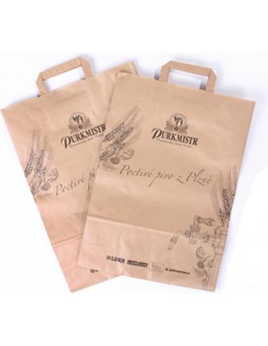 Papírová taška velká