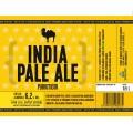 Etiketa Purkmistr India Pale Ale 14% 0,5 L