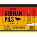 ETIKETA PURKMISTR GERMAN PILS 13% 0,5 L