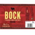 Etiketa Purkmistr Bock 0,5 L