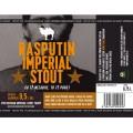 Etiketa Purkmistr Rasputin Imperial Stout 0,75 L