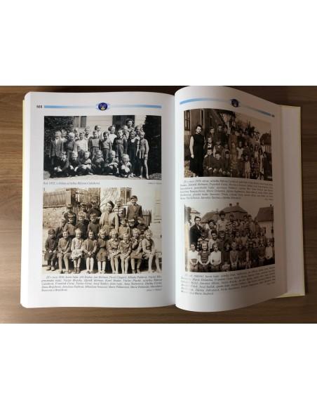 Kniha LETINÁM – z historie obce a lázní Letiny