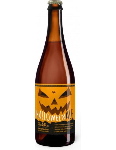 Purkmistr - Hallowen Ale 13% - 750 ml